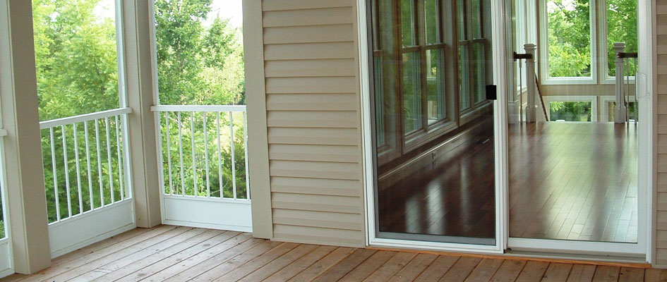 Sterling Screen Porch